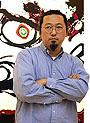 Takashi Murakami en el Museo Guggenheim Bilbao