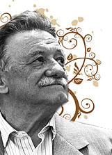 El escritor Mario Benedetti
