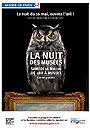 Cartel de la Noche de los Museos de París